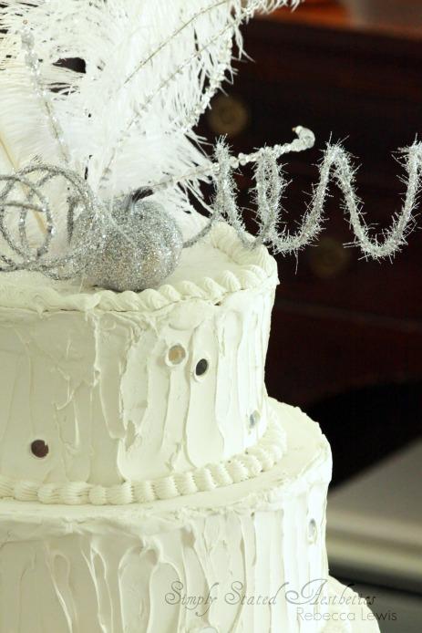 Cinderella Fat free cake 4
