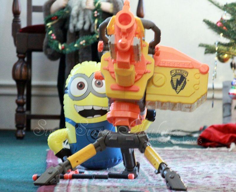 2010 Minion fun