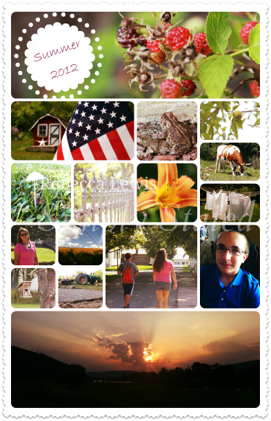 2012 Summer Collagesmsgm